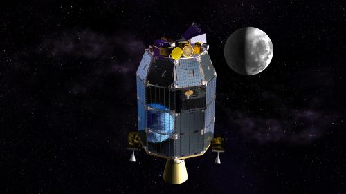 NASA extends moon-exploring satellite mission