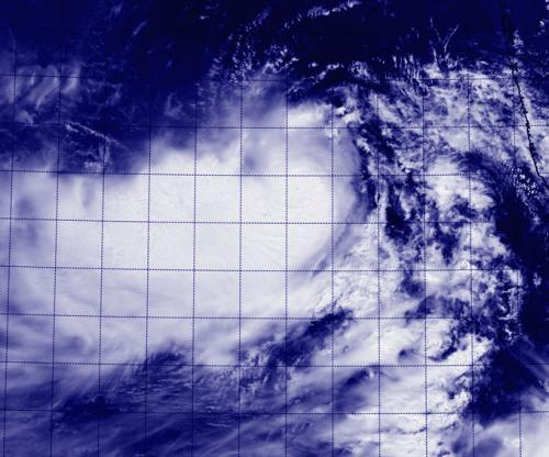 NASA-NOAA's Suomi NPP satellite spots Arabian Sea tropical cyclone
