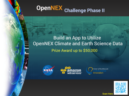 NASA Picks Top Earth Data Challenge Ideas, Opens Call for Climate Apps