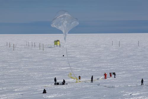 NASA's BARREL Returns Successful from Antarctica