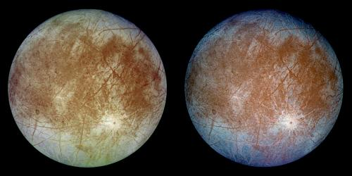 NASA seeks external concepts for mission to oceanic Jovian moon