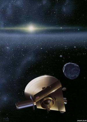 NASA seeks Kuiper Belt Objects for New Horizon's post-Pluto mission