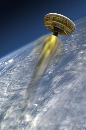 NASA sets new dates for saucer-shaped test vehicle flight