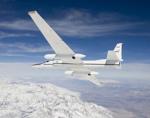 NASA's high-flying laser altimeter to check out summer sea ice and more