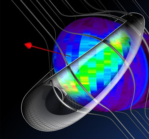 NASA's IBEX helps paint picture of the magnetic system beyond the solar wind