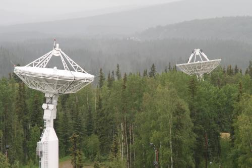 NASA's newest Near Earth Network Antenna is operational