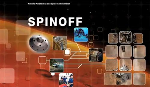 NASA Spinoff 2013 shows how much space is in our lives