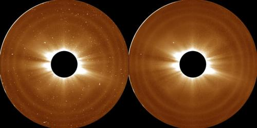 NASA's STEREO maps much larger solar atmosphere than previously observed