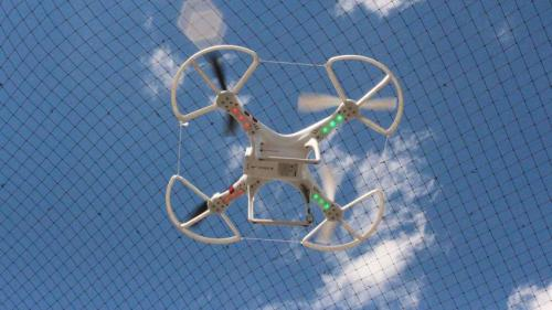 New enclosure ensures SMAP  UAV research keeps on flying