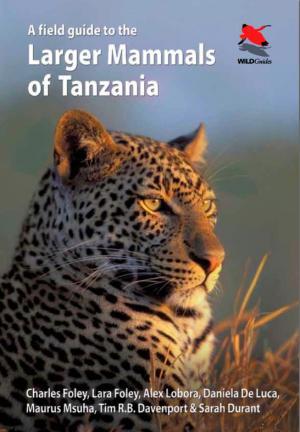 New field guide for Africa's mammalian Eden