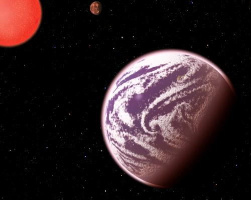 Newfound planet is Earth-mass but gassy
