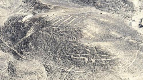 New geoglyphs found in Nazca desert after sandstorm