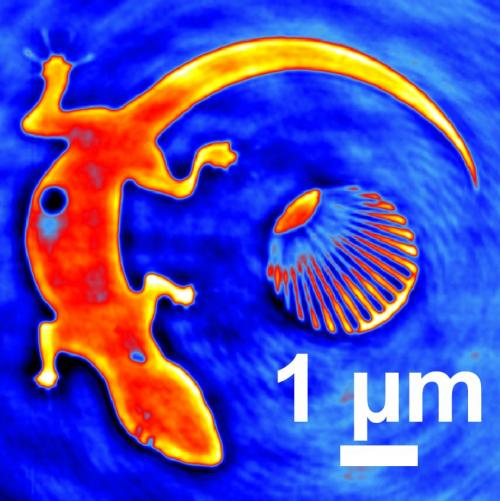 New holographic process uses image-stabilized X-ray camera