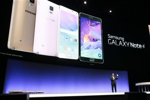 New Samsung phone with side display for holidays