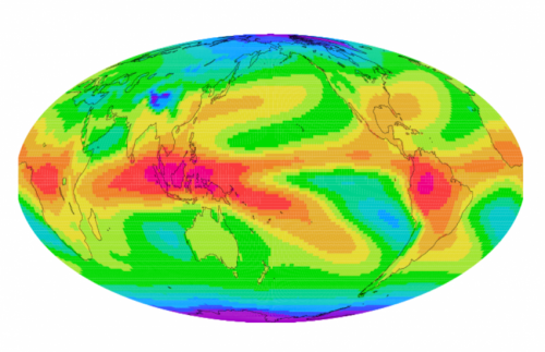New study confirms water vapor as global warming amplifier