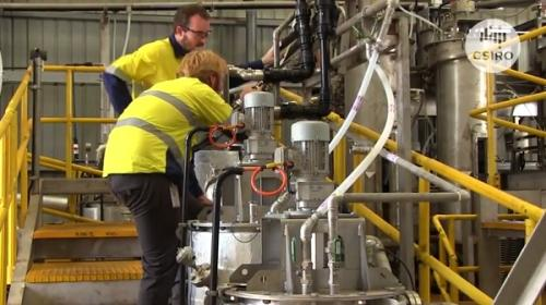 Nickel extraction pilot seeks best waste purification