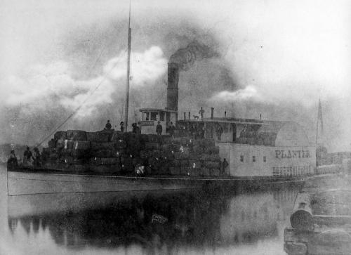 NOAA identifies probable location of iconic  Civil War-era steamer