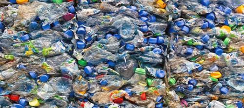 Novel recycling methods: The fluorescent fingerprint of plastics