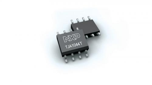 NXP's Mantis CAN Transceivers Approved by Volkswagen for Chokeless Use in Vehicles