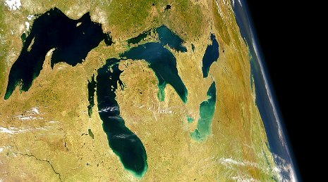 One-celled plants key to understanding changes in the great lakes