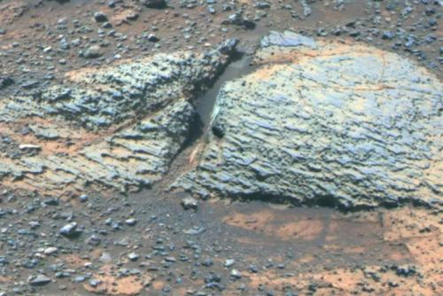 Opportunity discovers that oldest rocks reveal best chance for martian life