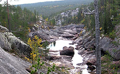 Origin of Scandinavian gorges finally revealed