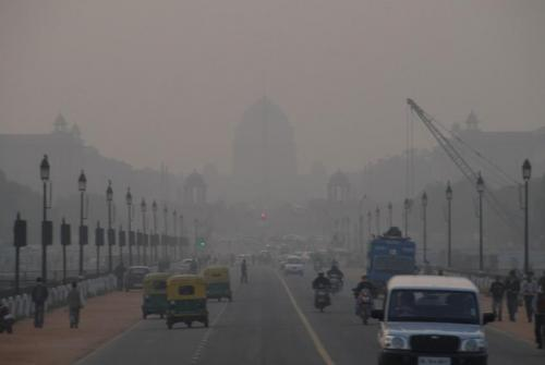 Ozone pollution in India kills enough crops to feed 94 million in poverty