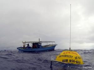 PacIOOS wave buoy in Majuro helps keep islanders safe
