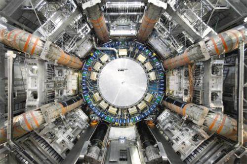 Particle physics goes public