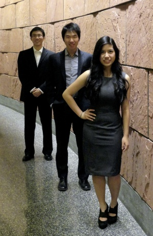 Penn undergrad startup aims to make finding grants easier