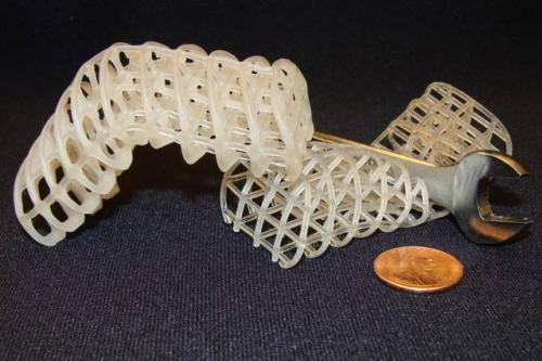 Phase-changing material could allow low-cost robots to switch between hard and soft states