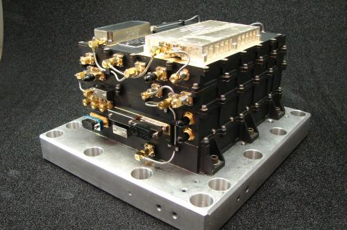 Power-on and checkout of MAVEN's Electra Ultra High Frequency Transceiver