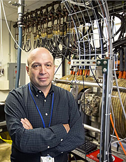 PPPL studies plasma's role in synthesizing nanoparticles