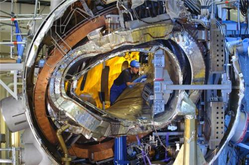 Preparations for operation of Wendelstein 7-X starting