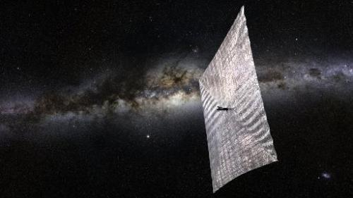 Privately funded solar spacecraft to launch in 2016