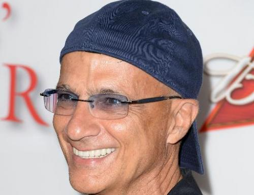Producer Jimmy Iovine is pictured on August 12, 2013 in Los Angeles, California