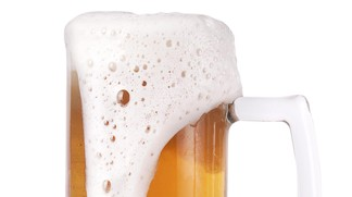 Quenching one's thirst for knowledge by studying beer foam