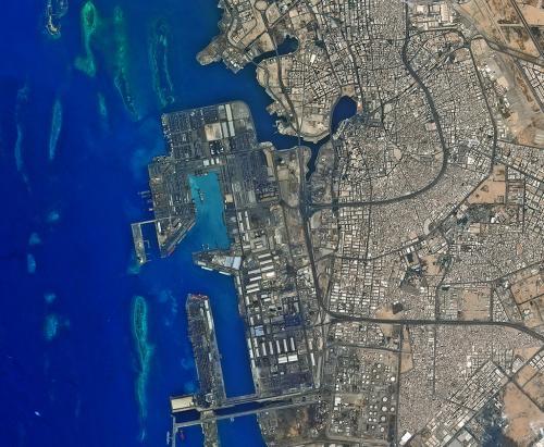 Red Sea gateway