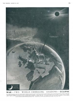 "Remembering the ""World War I Eclipse"""