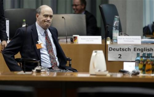 Report: NSA targeted German privacy activist