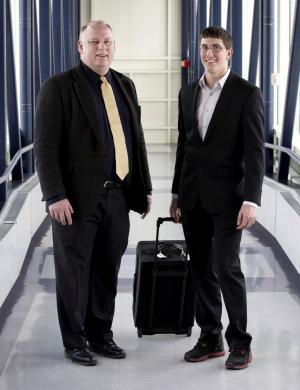 Researchers devise faster method of boarding planes