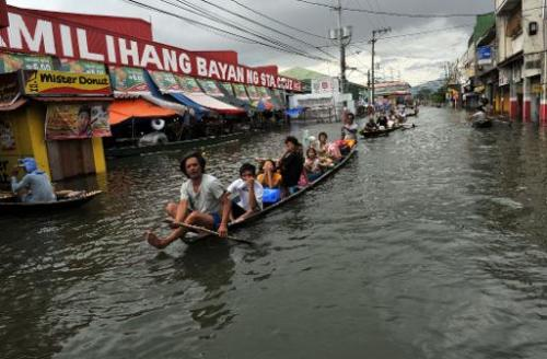 global warming in the philippines