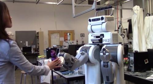 Eye of the beholder: Improving the human-robot connection