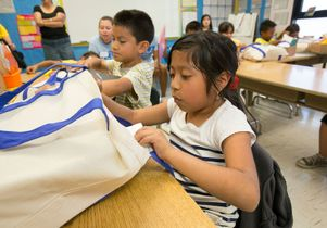 Schools in U.S. growing more separate and still unequal