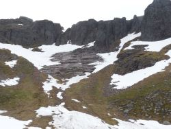 Scotland's last glacier discovered
