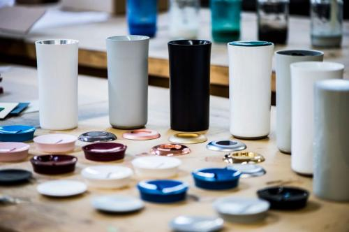 Smart cup Vessyl is for drinking to quantified self