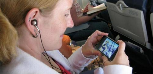 Smartphones on aircraft – what access do we really want?