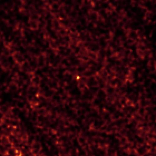 Spitzer spies an odd, tiny asteroid