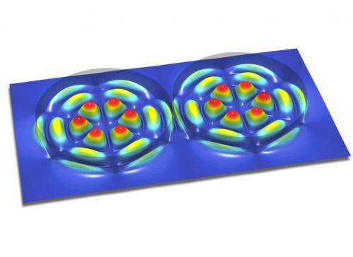 Strange physics turns off laser