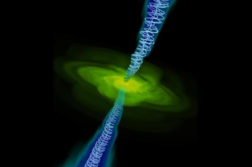 Surprisingly strong magnetic fields challenge black holes' pull
